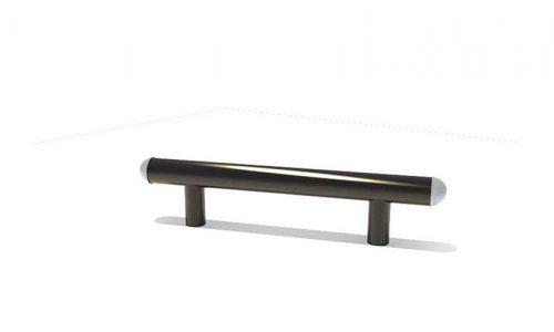 Busan evenwichtsbalk van metaal - Balanceren - Speeltoestel - LuduQ speeltoestellen