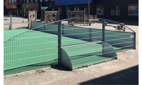 Madrid 10 x 6 meter - Balsporten - Speeltoestellen - LuduQ speeltoestellenl
