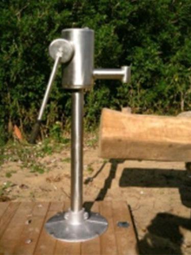 RVS waterpomp waterpartij