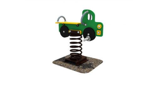 Wipkip truck - Veer- en wipelementen - Speeltoestellen - LuduQ speeltoestellen