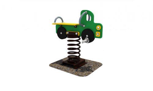 Wipkip Lorrie- Veer- en wipelementen - Speeltoestellen - LuduQ speeltoestellen