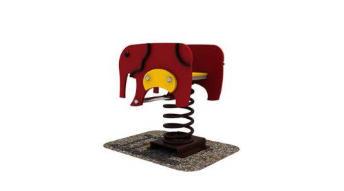 Wipkip ollie - Veer- en wipelementen - Speeltoestellen - LuduQ speeltoestellen