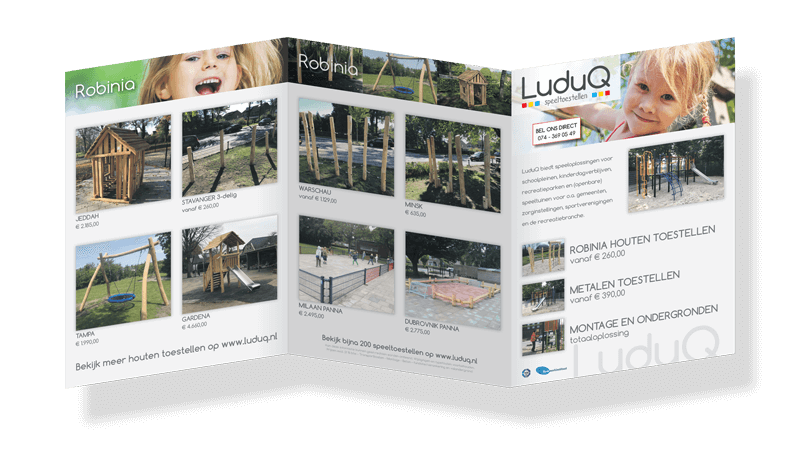 Folder LuduQ speeltoestellen 2019
