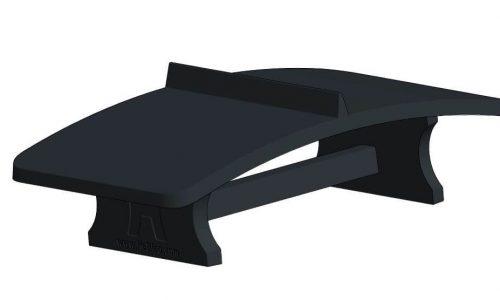 Betonnen voetvolleybaltafel - Speeltafels - Sport en spel - LuduQ speeltoestellen