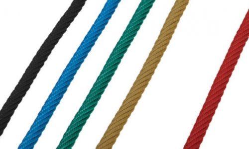 Verschillende kleuren touw - gewapend touw kleuren - Ruimtenetten - LuduQ speeltoestellen