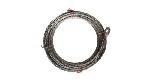Staalkabel voor kabelbaan - Kabelbaan onderdelen - Onderdelen - LuduQ speeltoestellen