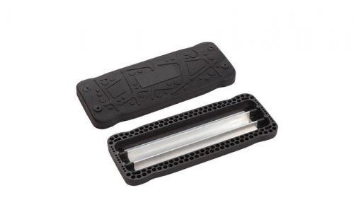 Rubberen buitenkant en aluminium binnenzijde van schommelzitting - Schommelzittingen - Onderdelen - LuduQ speeltoestellen